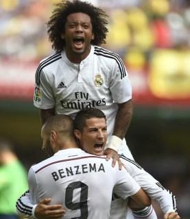 Villarreal 0-Real Madrid 2. Jornada 6 Liga Española