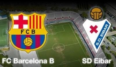 Alineación y la previa Barcelona-Éibar. Jornada 8