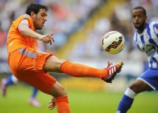 Deportivo 3-Valencia 0. Jornada 8 Liga Española