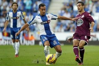 Espanyol 0-Deportivo Coruña 0. Jornada 9 Liga Española