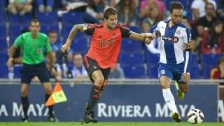 Espanyol 2-Real Sociedad 0. Jornada 7 Liga Española