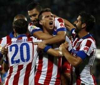 Getafe 0-Atlético Madrid 1. Jornada 9 Liga Española