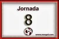 Partidos Jornada 8. Liga Española BBVA 2014