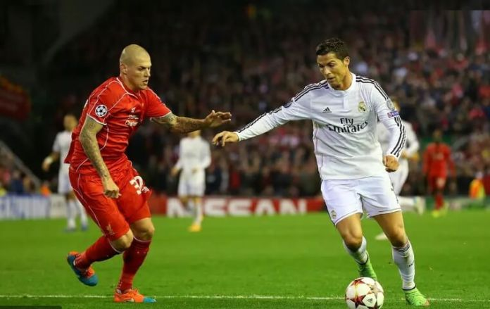 Liverpool 0-3 Real Madrid Champions League 2014