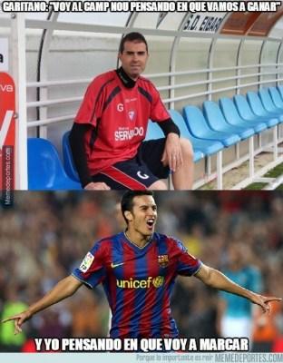 Los mejores memes del Barcelona-Éibar: Liga Española pedro