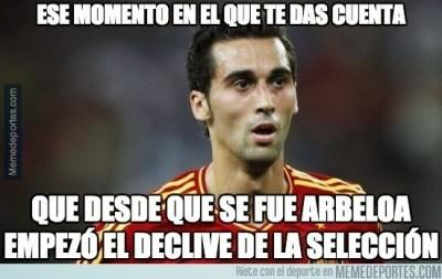 Los mejores memes de la derrota de España ante Eslovaquia