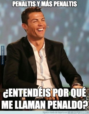 Los mejores memes del Ludogorets-Real Madrid: Champions penaldo