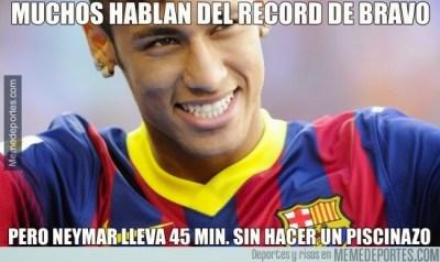 Los mejores memes del Rayo Vallecano-Barcelona messi