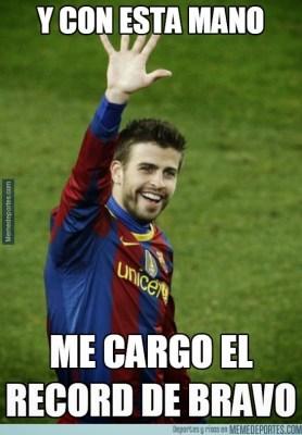 Los memes del clásico Real Madrid-Barcelona: Jornada 9 pique
