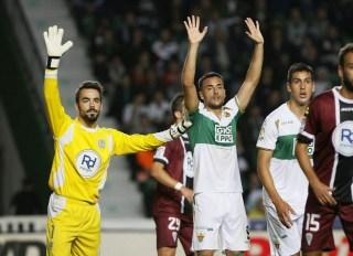 Elche 2-Córdoba 2. Jornada 12 Liga Española