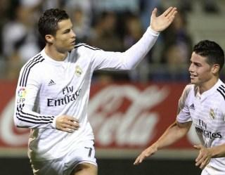 Éibar 0-Real Madrid 4. Jornada 12 Liga Española