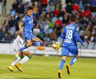 Getafe 0-Elche 0. Jornada 11 Liga Española