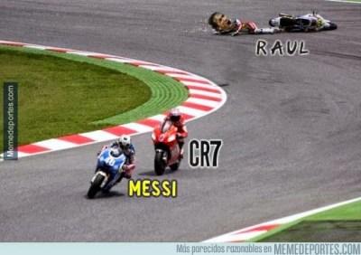 Los mejores memes del Basilea-Real Madrid: Champions messi ronaldo raul