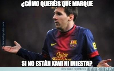 Los mejores memes del Almería-Barcelona: Liga Española messi