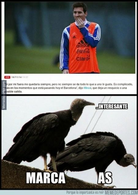 Los mejores memes de Argentina-Portugal. Amistoso internacional messi