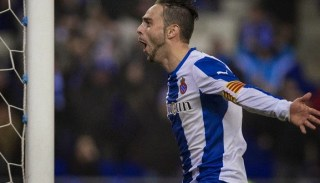 Espanyol 2-Levante 1. Jornada 13 Liga Española