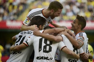 Villarreal 1-Valencia 3. Jornada 10 Liga Española