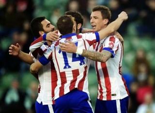 Elche 0-Atlético Madrid 2. Jornada 14 Liga Española