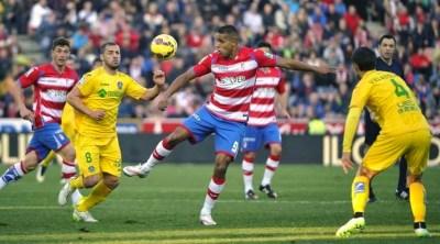 Granada 1-Getafe 1. Jornada 16  Liga Española