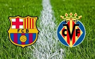 Alineación y la previa Barcelona-Villarreal. Jornada 21