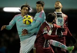 Celta de Vigo 1-Córdoba 0. Jornada 21 Liga Española