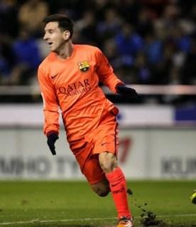 Deportivo 0-Barcelona 4. Jornada 19 Liga Española