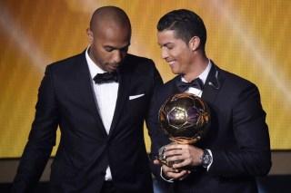 Las mejores imágenes de la gala del Balón Oro 2014