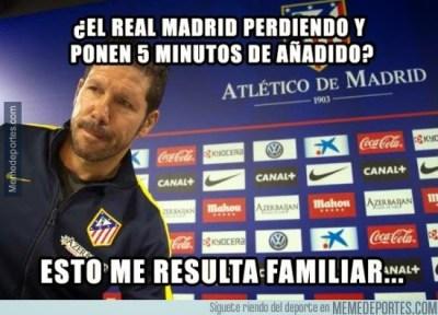 Los mejores memes del Atlético-Real Madrid: Copa del Rey
