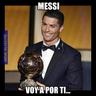 Los mejores memes de la gala del Balón de Oro 2014