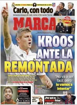 Portada Marca: Kross ante la remontada