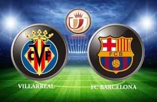 Alineación y la previa Villarreal-Barcelona. Copa del Rey