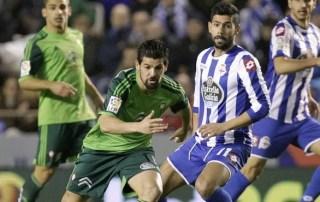 Deportivo 0-Celta de Vigo 2. Jornada 24 Liga Española
