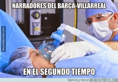 Los mejores memes del Barcelona-Villarreal: Liga Española