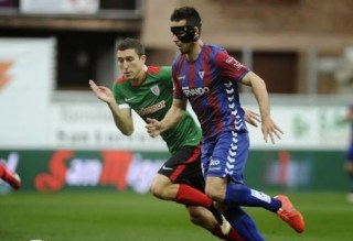 Éibar 0-Athletic Bilbao 1. Jornada 25 Liga Española