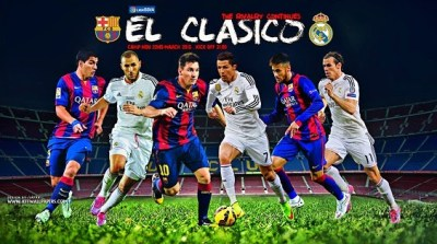 El Barça llega como favorito en el clásico ante el Real Madrid