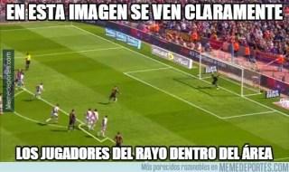 Los mejores memes del Barcelona 6-Rayo Vallecano 1: Copa del Rey