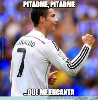 Los mejores memes del clásico Barça-Real Madrid 2015 cristiano ronaldo