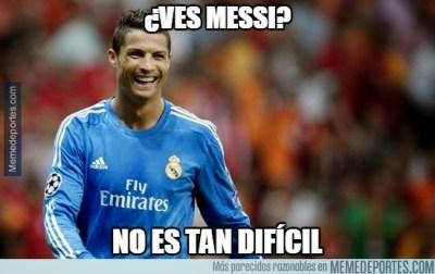 Los mejores memes del Real Madrid-Villarreal: Liga Española cristiano ronaldo