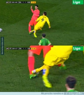 Los mejores memes del Villarreal-Barcelona: Copa del Rey