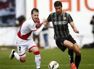 Rayo Vallecano 1-Málaga 0. Jornada 28 Liga Española