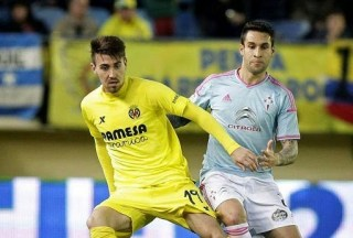 Villarreal 4-Celta de Vigo 1. Jornada 26 Liga Española