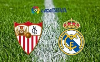 Alineación y la previa Sevilla-Real Madrid. Jornada 35