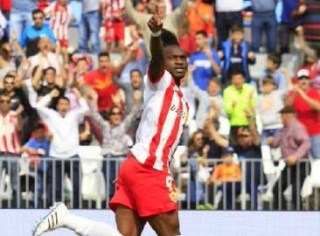 Almería 2-Éibar 0. Jornada 33 Liga Española