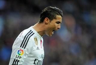 Cristiano Ronaldo se enfadó con Arbeloa por quitarle el gol