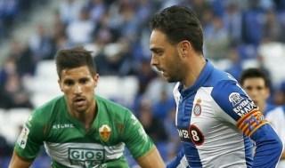 Espanyol 1-Elche 1. Jornada 29 Liga Española