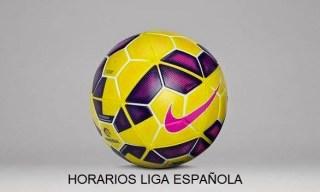 Horarios partidos sábado 11 abril: Jornada 31 Liga Española
