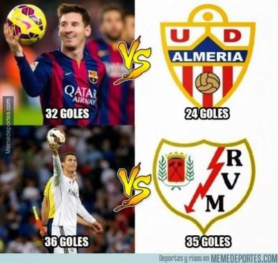 Los mejores memes del Barcelona-Almería: Jornada 30