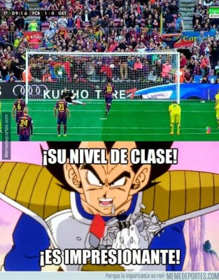 Los mejores memes del Barcelona-Getafe: Jornada 34
