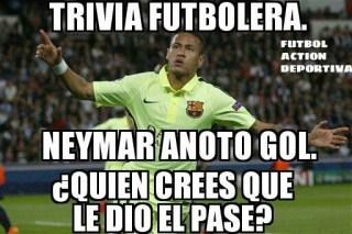Los mejores memes del PSG-Barcelona: Cuartos Champions neymar