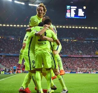 Bayern Munich 3-Barcelona 2. Semis Champions League (vuelta)